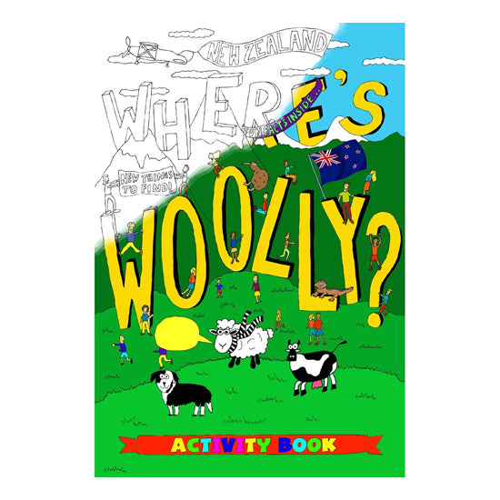 Where's Woolly Activity