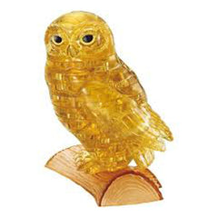 Crystal Puzzle: Owl