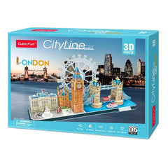 Cubic Fun City Line London