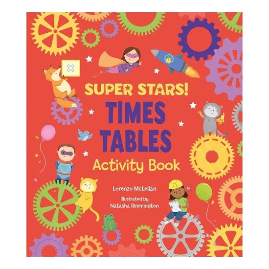 Super Stars: Times Table Activity