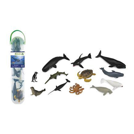 Box of Mini Sea Animals 2 (12 units)