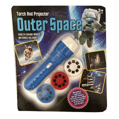 Projector Torch: Outer Space