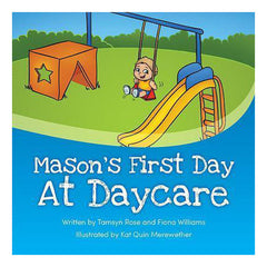 Mason's First Day at Daycare
