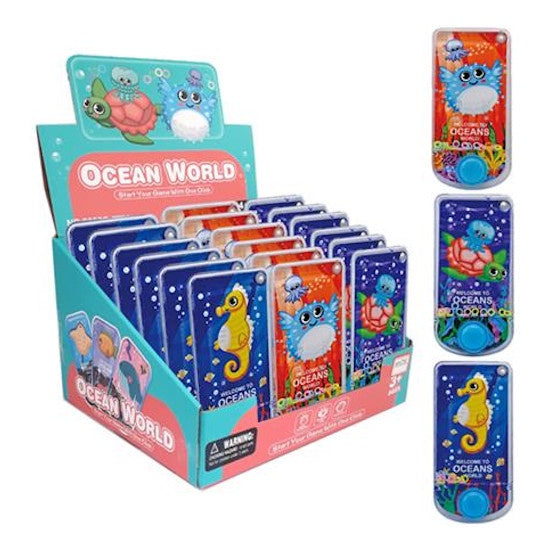 Water Game: Ocean World 13.8cm Asst