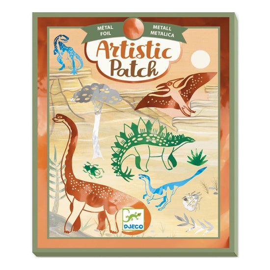 Artistic Patch: Dinosaurs