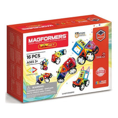 Magformers: WOW: 16 Piece Set