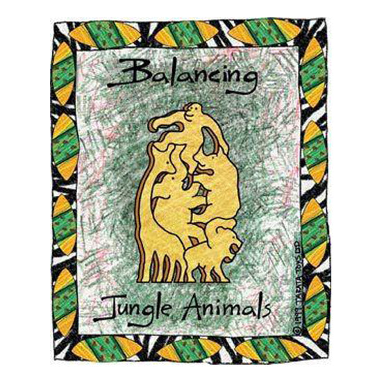 Jungle Animals Balancing