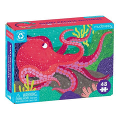 Giant Octopus Mini Puzzle