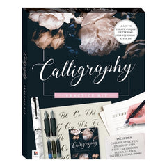 Calligraphy Practice Kit Small Format