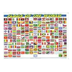 Placemat:Flags Of World
