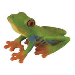 Red-Eyed Tree Frog Figurine M