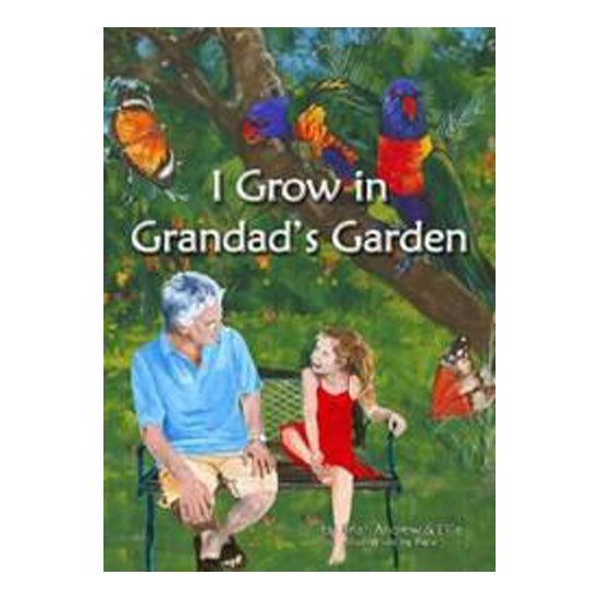 Bk:I Grow in Grandad's Garden