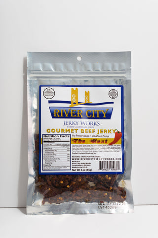 The Heat! Hot and Spicy Beef Jerky!
