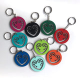 Aroha Koru Key Ring