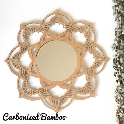 Lace Mandala Mirror