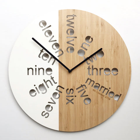 Married Clock