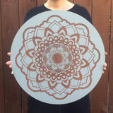 Large Mandala Wall Art