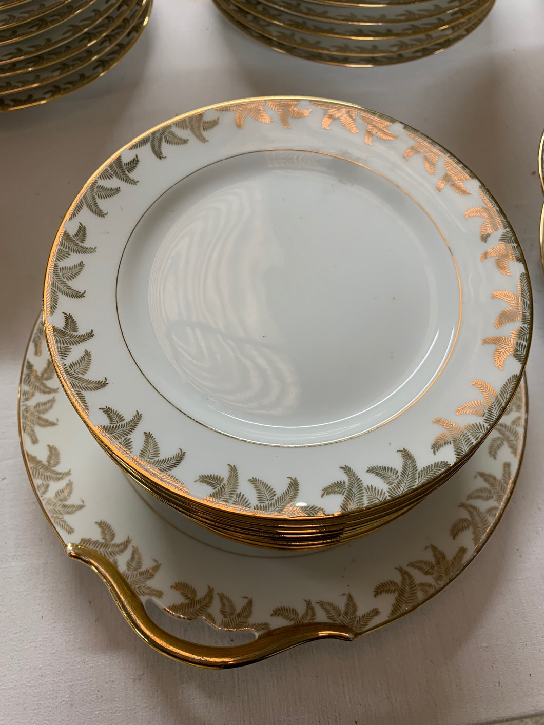 SOLD - vintage limoges set