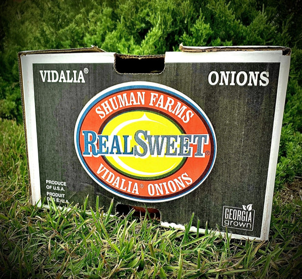 10 lb. Carton of RealSweet® Vidalia® Onions - SHIPPING INCLUDED!