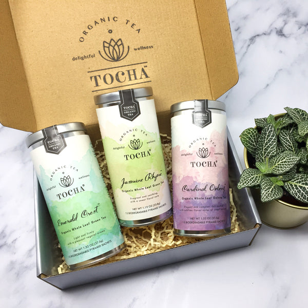 3-Canister Gift Set