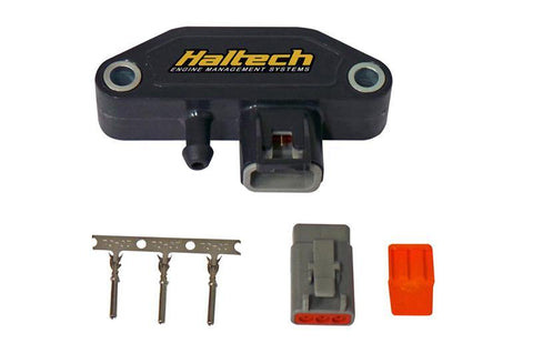 Haltech 3 Bar Motorsport MAP Sensor - Underwoodsmotorsport