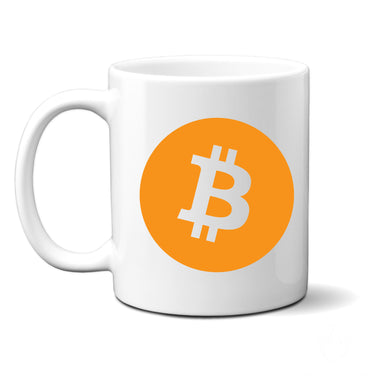 Bitcoin Crypto 11 Oz. Coffee Mug Cup
