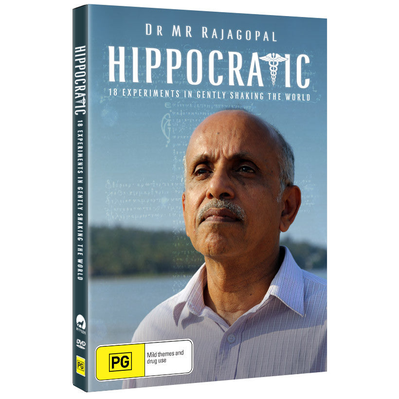 Hippocratic Film Dr MR Rajagopal Documentary Moonshine Agency