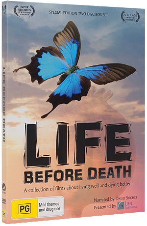 LIFE BEFORE DEATH DVD BOX SET - LIBRARY & INSTITUTIONAL USE