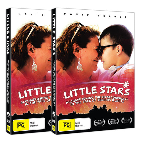 LITTLE STARS - DVD - BUY ONE, GIVE ONE