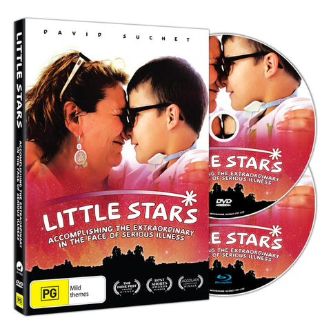 LITTLE STARS - BLU-RAY/ DVD - LIBRARY & INSTITUTIONAL USE