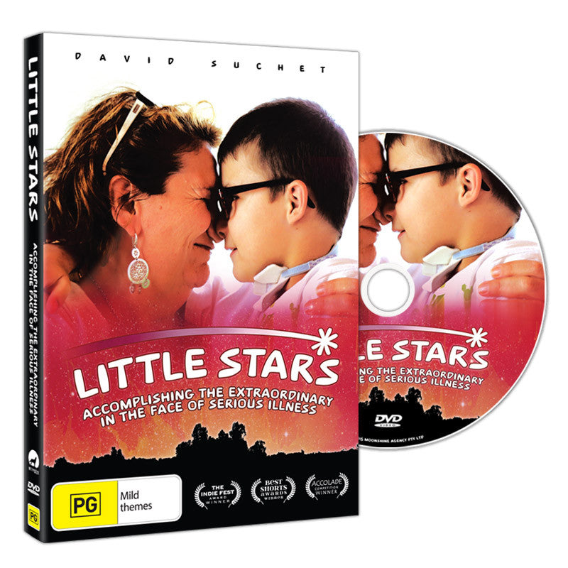 LITTLE STARS - DVD - 50% off for Online Streaming Customers