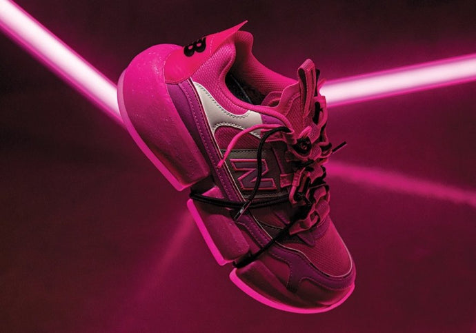 Jaden Smith's New Balance Vision Racer Releasing in Pink
