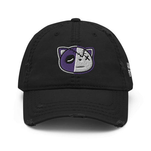 Have Faith (Dark Concord Retro 12's) Distressed Dad Hat - Sneaker Combos