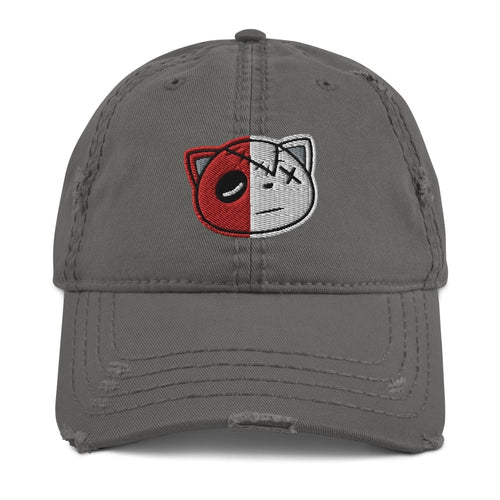Have Faith (Retro 13 Red Flint) Distressed Dad Hat - Sneaker Combos