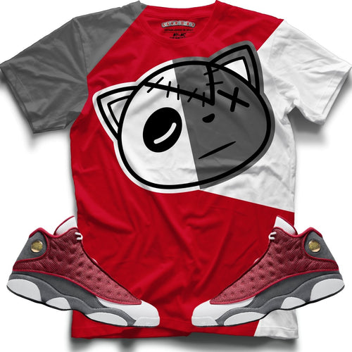 Have Faith (Retro 13 Red Flint) T-Shirt - Sneaker Combos