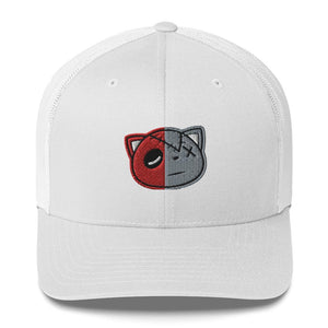 Have Faith (Retro 13 Red Flint) Trucker Hat - Sneaker Combos