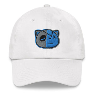 Have Faith (Retro 4 University Blue) Dad Hat - Sneaker Combos