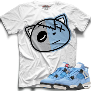 Have Faith (Retro 4 University Blue) T-Shirt - Sneaker Combos