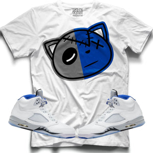Have Faith (Stealth Retro 5's) T-Shirt - Sneaker Combos