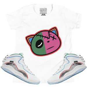 Have Faith (Wings Retro 10's) Kids T-Shirt - Sneaker Combos