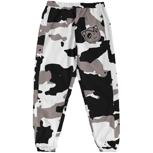 HF Camo (Taupe Retro 4's) Track Pants - Sneaker Combos