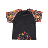 Floral Camo T-Shirt - Toddlers