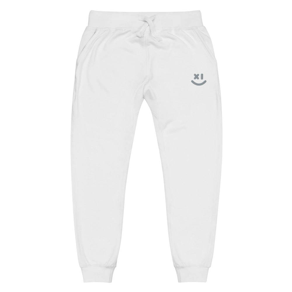 Men's Signature Joggers - White