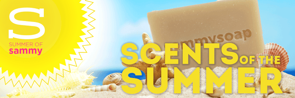 Summer Scents at sammysoap