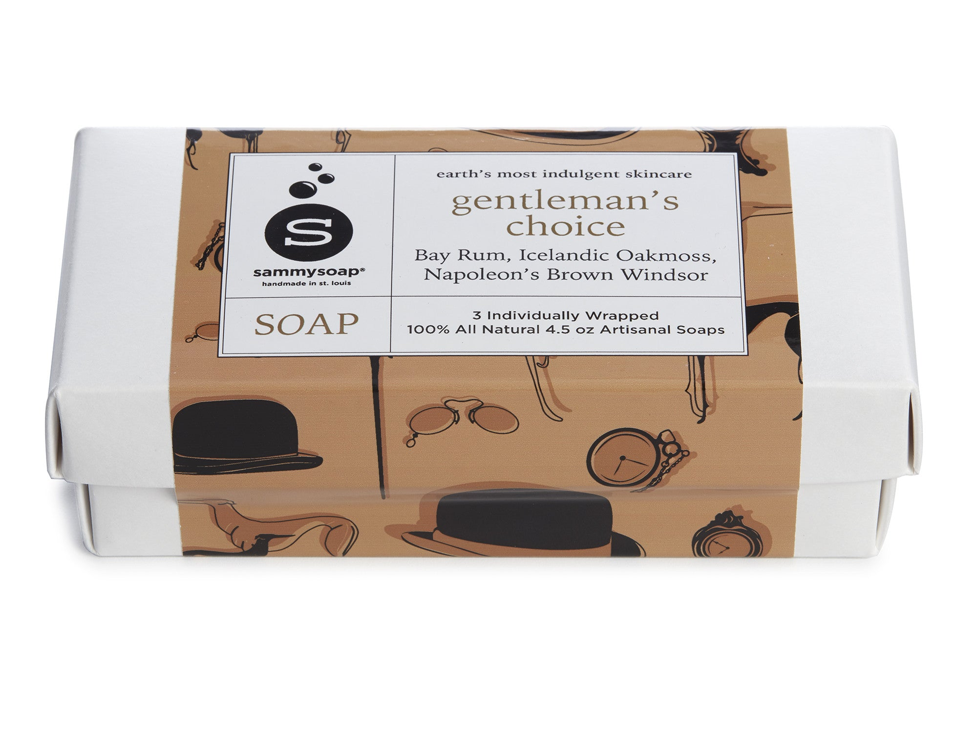 Men's Collection 100% All Natural Soap and Skincare ⎪sammysoap