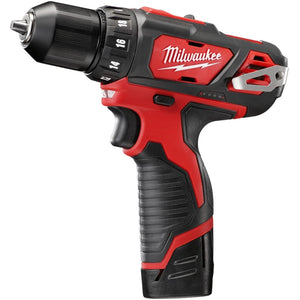 M12 12-Volt Lithium-Ion Cordless 3/8 in. Drill/Driver Kit