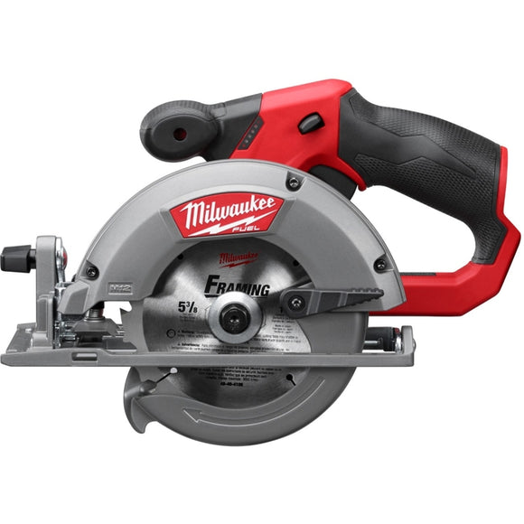 M12 FUEL 12-Volt Lithium-Ion Brushless Cordless 5-3/8 in. Circular Saw
