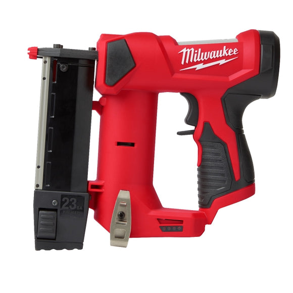 M12 12-Volt 23-Gauge Lithium-Ion Cordless Pin Nailer