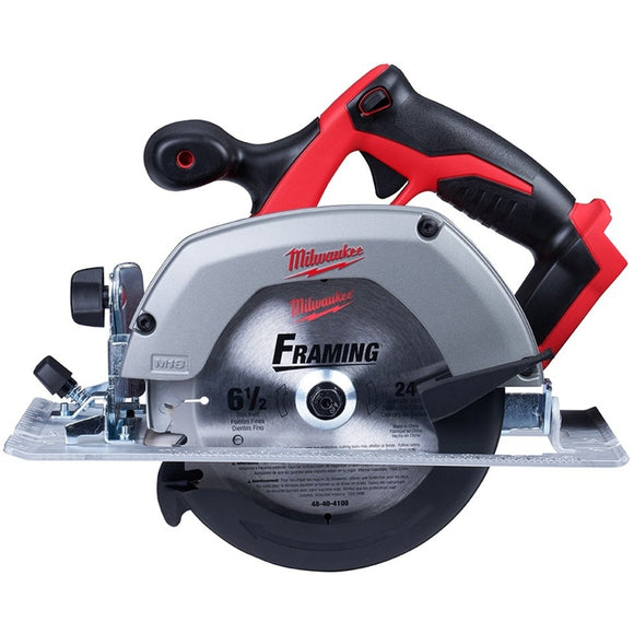 M18 18-Volt Lithium-Ion Cordless 6-1/2 in. Circular Saw