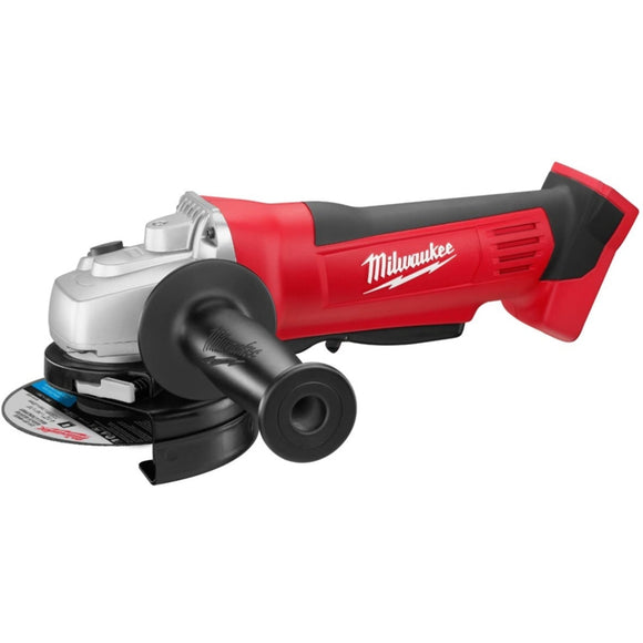 M18 18-Volt Lithium-Ion Cordless 4-1/2 in. Cut-Off/Grinder